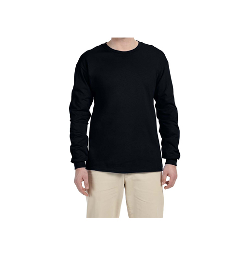 Promotional Cotton Mens Round Neck Full Sleeve